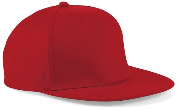 snapback-cap-rot-bedrucken-lassen