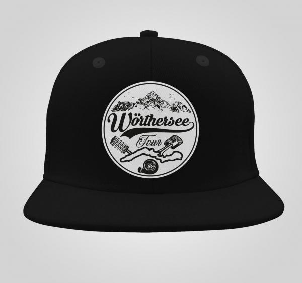 Snapback cap wörthersee tour berge