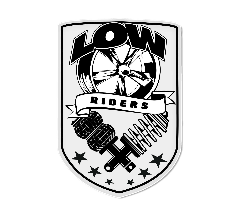 Sticker Selbst Gestalten Wappen Form Aufkleber