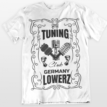auto tuning cooles t-shirt style