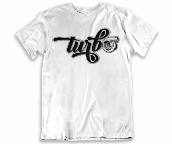 t-shirt low car lifestyle turbolader