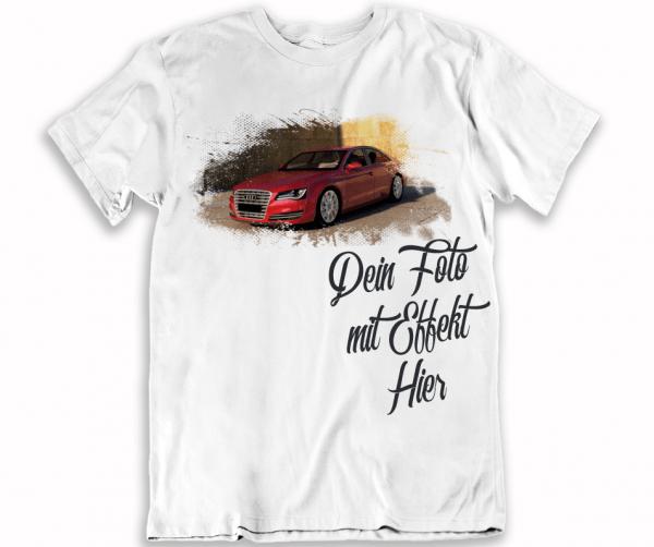 automotive tuning t-shirt bild gestalten