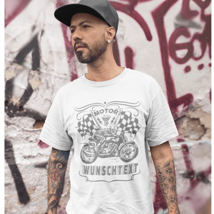 biker club t-shirt gestalten - motorrad tshirts