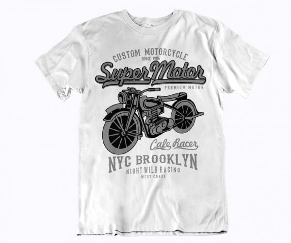 biker t- shirt motorwear shirts