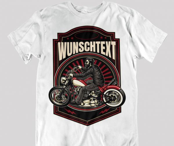 biker t-shirts männer