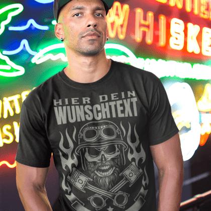biker t-shirt motorrad shirts cool
