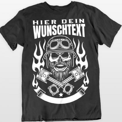 chapter biker t-shirt motorrad clubshirts