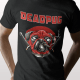 comic hund pug lustige t-shirts männer