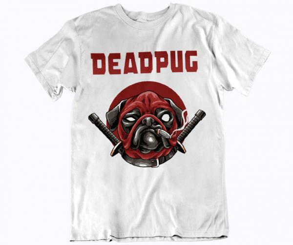 deathpug funshirts lustige t-shirt kaufen