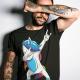 einhorn t-shirt dabbing unicorn