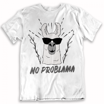fun t-shirts lama funny shirt