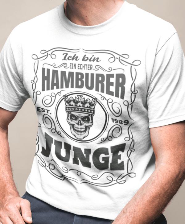 hamburg t-shirt gestalten bedrucken