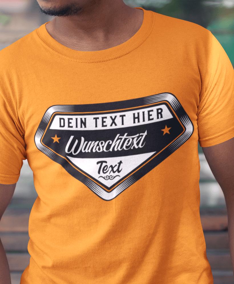 a8450979e80e3a Herren t-shirt kaufen - online mit Wunschtext Shirts designen