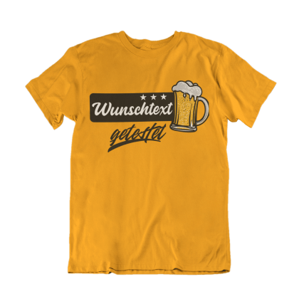 kirchtag trink t-shirt bier