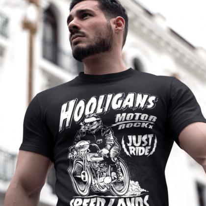 motorrad streetwear t-shirt biker