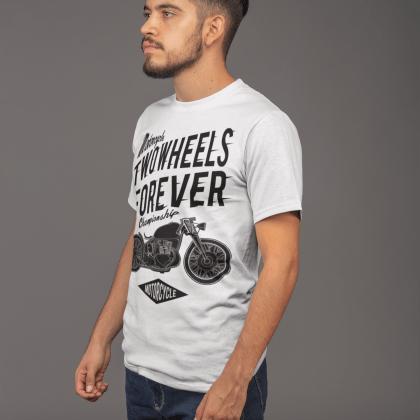 t-shirts biker wear fashion