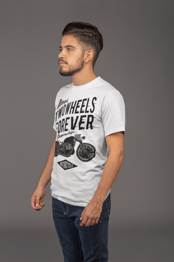 t-shirts biker wear fashion
