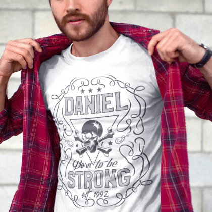 namens t-shirt namenshirt