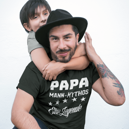 papa t-shirt vatertagsgeschenk