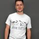 printing t-shirt selber gestalten berge