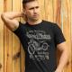 oldschool biker t-shirts herren
