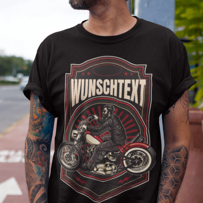 t-shirt Männer selbst gestalten