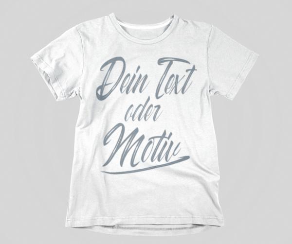 t-shirts bedrucken - gestalten