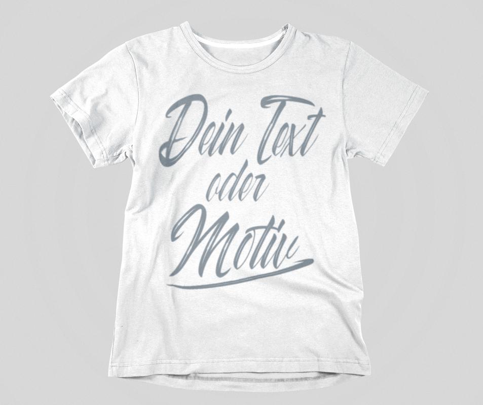 T Shirt Selbst Gestalten Wunsch Shirts Drucken Lassen