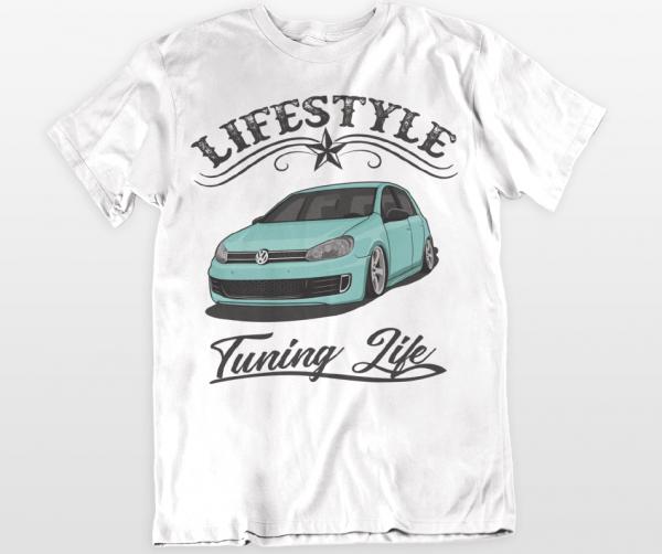 tuning life t-shirt cool motorwear lifestyle