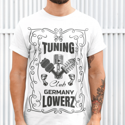 tuning t-shirt auto low