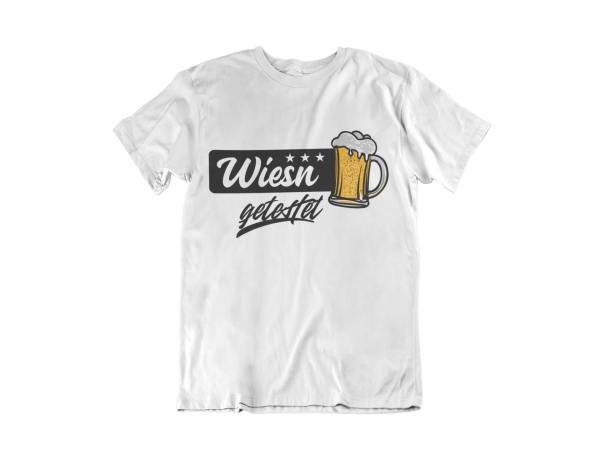 Wiesn getestet oktoberfest t-shirt