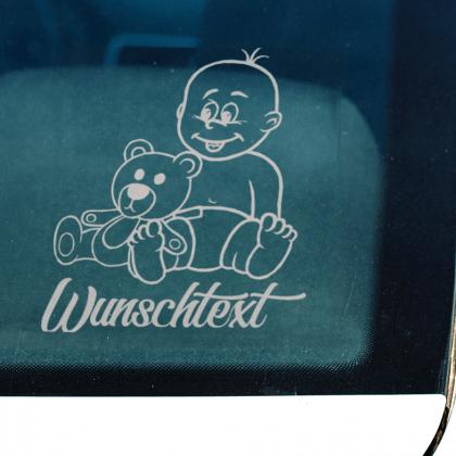 Baby an Board Aufkleber kostenlos designen