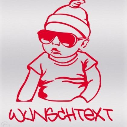 Namenaufkleber Babyaufkleber wetterfest kaufen
