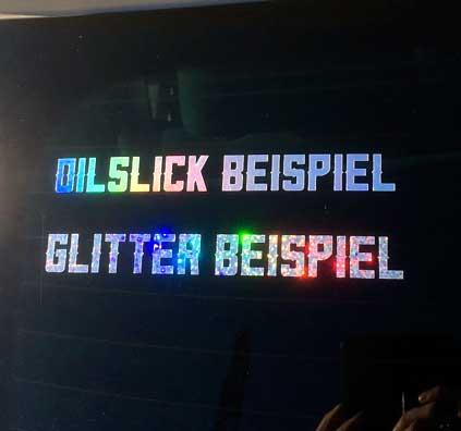 oilslick-glitzer-folien-auto-aufkleber-wunschtext-pickerl-decal