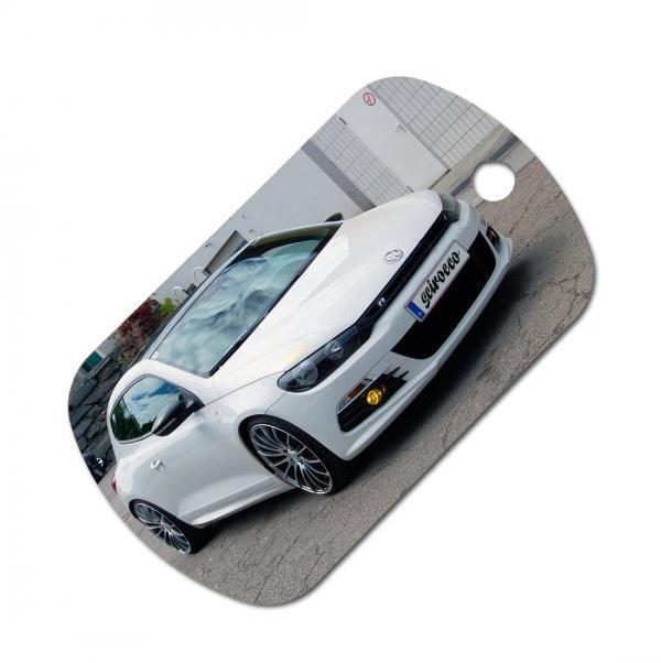 dog tag auto foto logo bild text kette selbst gestalten