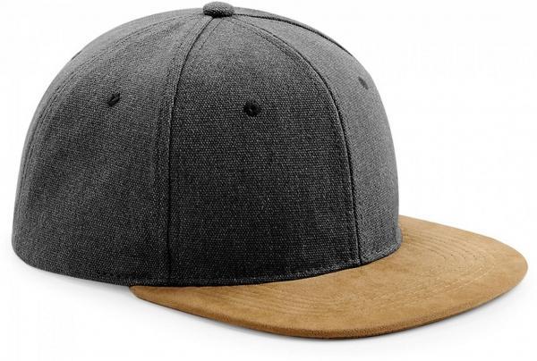 schwarze snapback cap cool bedrucken lassen