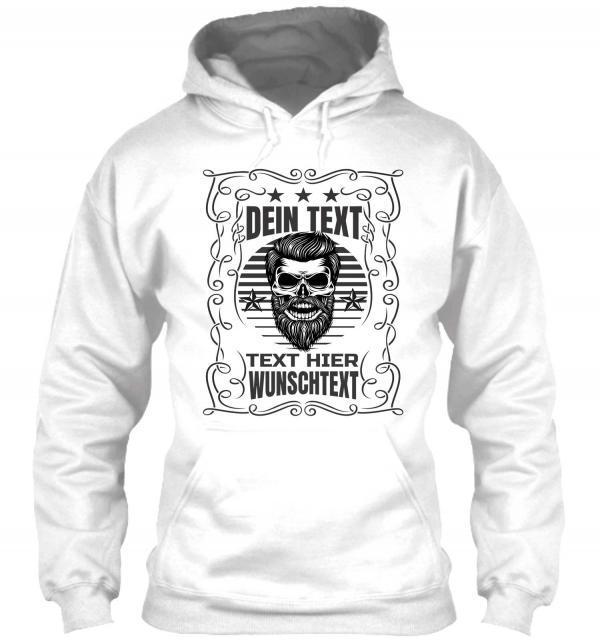 text-totenkopf-hoodie-bedrucken-custom-text-gestalten